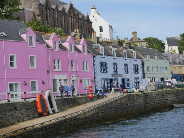 Colorful Portree