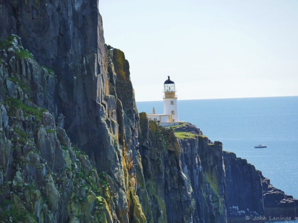 Lighthouse at Niest Point