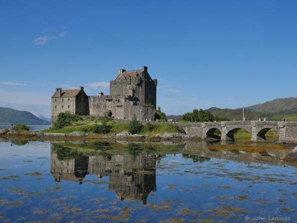Scotland's most famous castle, Eilean Donan