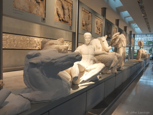 Parthenon carvings