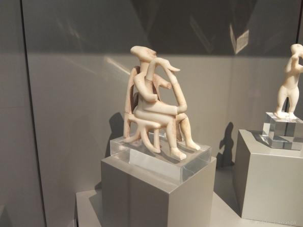 Detailed figurine