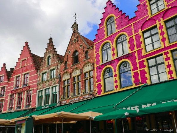 Buildings on the Grote Markt