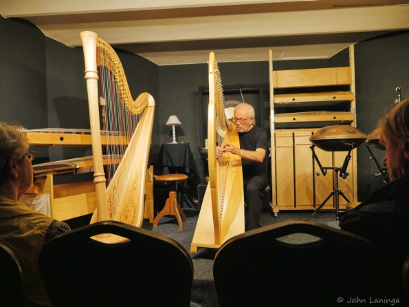 Harp concert, and it was spectacular!