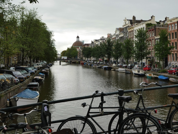 More canals, more bicycles