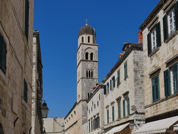 Dubrovnik main tower