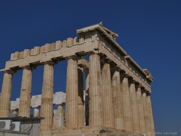 Parthenon coner