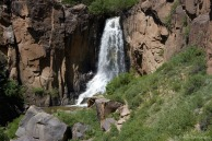 South Clear Creek waterfall