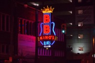 BB King's museum and club