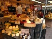 Lots of cheese on the market