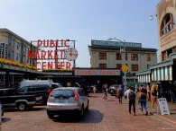 Yep, Pike Place Market